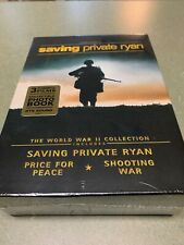 Saving Private Ryan The Wwii Dvd Collection W/ 3 Movies