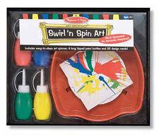 Melissa & Doug Swirl n' Spin Art #4233 BRAND  New