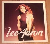 Lee Aaron ‎– Self Titled Vinyl LP Album 33rpm 1987 10 Records ‎– DIX 49