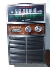 radio vintage in OM anni 60 jackson solid state