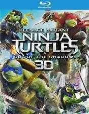 Teenage Mutant Ninja Turtles: Out of the Shadows 3D (Blu-ray 3D)