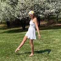 Lovers + Friends Eyelet Mini Dress White Size Small Fit & Flare