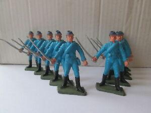 LOT 10 SOLDATS  NORDISTE FIGURINES  STARLUX 2