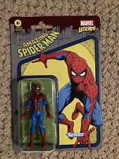 Spider-man 3.75 Marvel Legends Kenner Figure Hasbro 2021