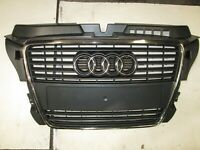 GENUINE 2009 Audi A3 Sportback 1.8 Tfsi 2008-2013 FRONT GRILL