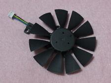 87mm ASUS GTX 980Ti 1050 1060 1070 1080 RX 470 480 GPU Fan 4Pin T129215SU R217