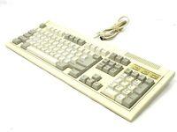 AT Computer Vintage FKD46AK208 Keyboard PS/2