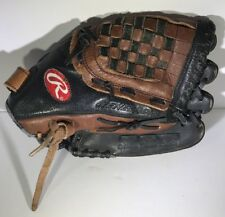 "Rawlings Renegade RS1200 Baseball Glove Mitt 12"" Fastback Leather  RHT"