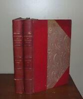 The Life of Benvenuto Cellini. Symonds. Brentano's, 1906. 2 vol.