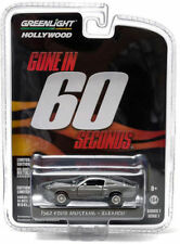 "`67 Ford Mustang ELEANOR ""Gone in 60 Seconds"" Movie Shelby**Greenlight 1:64 OVP"