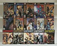 The Authority 0-14 Complete Wildstorm Set Series Run Lot - VF/NM