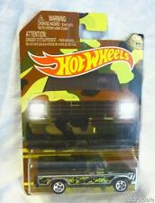 1979 Ford F-150 Pickup Truck With Camper Shell 1:64 Scale Model From Hot Wheels