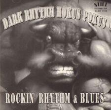 Various Rock(CD Album)Dark Rhythm Hokus Pokus - Rockin' Rhythm & Blues-