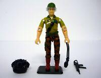GI JOE DUKE Vintage Action Figure Army Recon Mission COMPLETE C9+ v7 1997