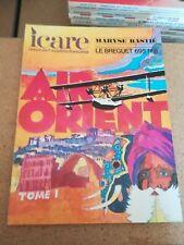 ICARE N°86    AIR ORIENT - MARYSE BASTIE - LE BREGUET 695 N°8