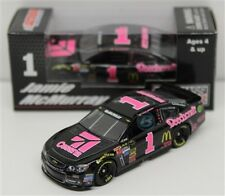 NASCAR JAMIE MCMURRAY #1 CESSNA PINK BREAST CANCER AWARENESS 1/64 CAR