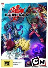 Bakugan: Volume 6 - Brand New DVD Region 4