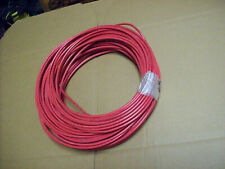 #8) NEW Coil of Electric Wire - 8 Guage Stranded Red 147'