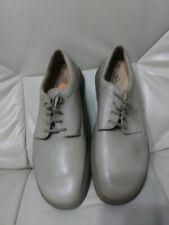 SOLIDUS Naturkomfort Oxford Shoes.Mens Sz.13-131/2 Beige. Made In Germany