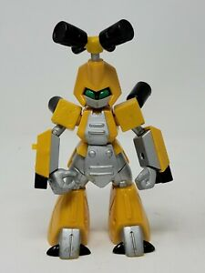 """Medabots Metabee Action Figure 1999  6"""" Tall Rare Vintage Hashbro Toy"""