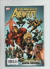 Mighty Avengers Most Wanted Files #1 - Marvel Universe Handbook - (9.0) 2007