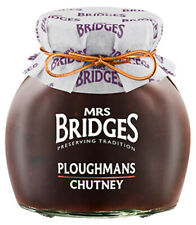 Luxury Mrs Bridges Ploughmans Chutney 300g - Product of Scotland