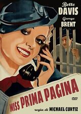 Dvd Miss Prima Pagina - (1935)  ** A&R Productions ** .......NUOVO