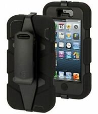 NEW GRIFFIN SURVIVOR IPHONE 5/5S/SE HARD MILITARY DUTY CASE COVER BELT CLIP UK