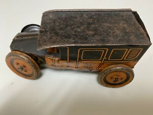 Chein Yellow Taxi  1920's