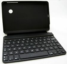 Zagg Folio Ellipsis 7 Tablet Bluetooth Protective Keyboard Case Stand Ultra-Slim