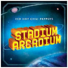 CD de musique digipack red hot chili peppers