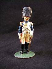 Del Prado Officer, French Guard Cavalry, 1809-14 - Hand Painted Metal Figure