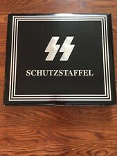 Wwii Schutzstaffel Figures With Weapons And Stands (New & Rare)