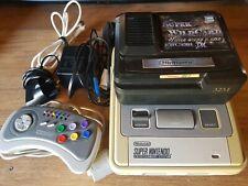 Super Nintendo & Rare Super Wildcard DX SWC3201 32MEG backup unit