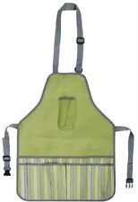 ESSCHERT Design el040 75 x 46 x 1 cm tessile Grembiule a strisce-VERDE-UK Venditore