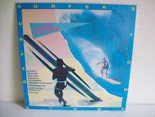 """SURF LP.""""VARIOUS ARTISTS"""" (SURFERS STOMP) UK. 88"""