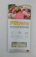 Floral Bouquet Filtrete Whole House Air Filter Freshener Scent Boost Gel c4