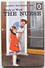 Vintage Ladybird Book – The Nurse – People at Work Series 606B – 24p – Near Fine
