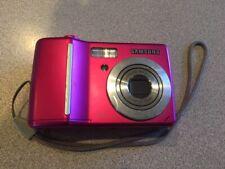 SAMSUNG S73 7.2 Mega Pixels Hot PINK Digital Camera