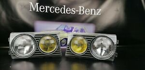 New! MERCEDES  W123  C123 S123 Original Bosch Headlight