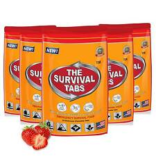 10-Day STR Servings Long Term Emergency Food Storage Container Kit Camping MRE