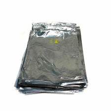 "(100) NEW Desco SCC 1000 Anti-Static Shielded ESD Bags 14"" x 18"" Zip Lock Top"