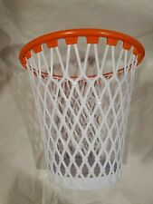 Basketball Hoop Waste Basket Laundry Bin for Sports Room with Toy Ball Kids Boys