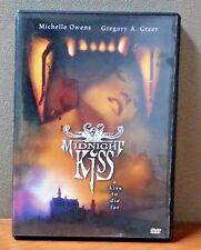 MIDNIGHT KISS   DVD   LIKE NEW