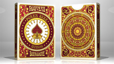 BOURGOGNE DECK PLAYING CARDS UNITED CARDISTS 2016 ANNUAL EPCC POKER TRICKS GAMES