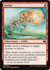 4x Tarfire NM-Mint, English Duel Decks: Merfolk vs. Goblins MTG Magic