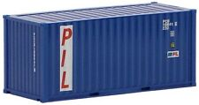 HO Scale Shipping Container - 491390 - 20ft PIL