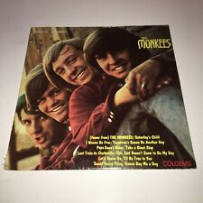 The Monkees LP Record THE MONKEES STEREO 1966