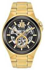 Relojes de pulsera Bulova oro para hombre