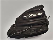 "Mizuno baseball glove 12"", black, left-hand throw, GMVP 1200P, excellent cond"